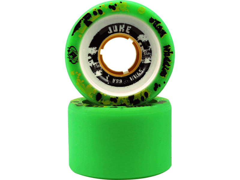 4 Atom Juke 2 wheels 59mm x 38mm -95a
