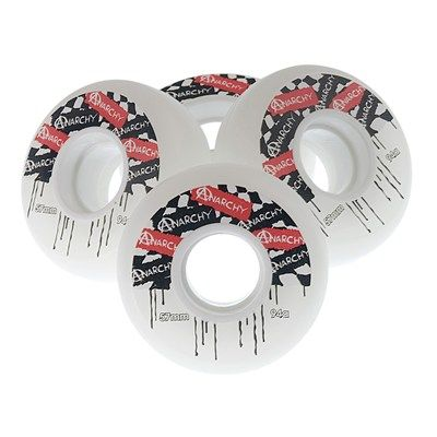 Anarchy Aggressive Wheels - 57mm