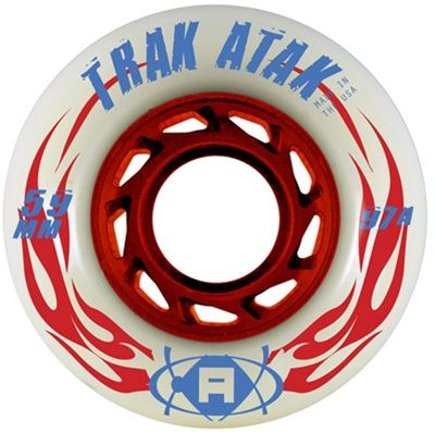 Atom Trak Atak wheels 59mm