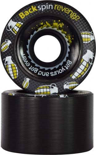 Backspin Revenge Max wheels-