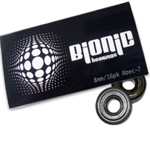 Bionic Abec7 bearings -full set of 16