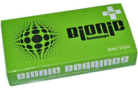 Bionic Swiss Bearings - 8mm (16 pk)