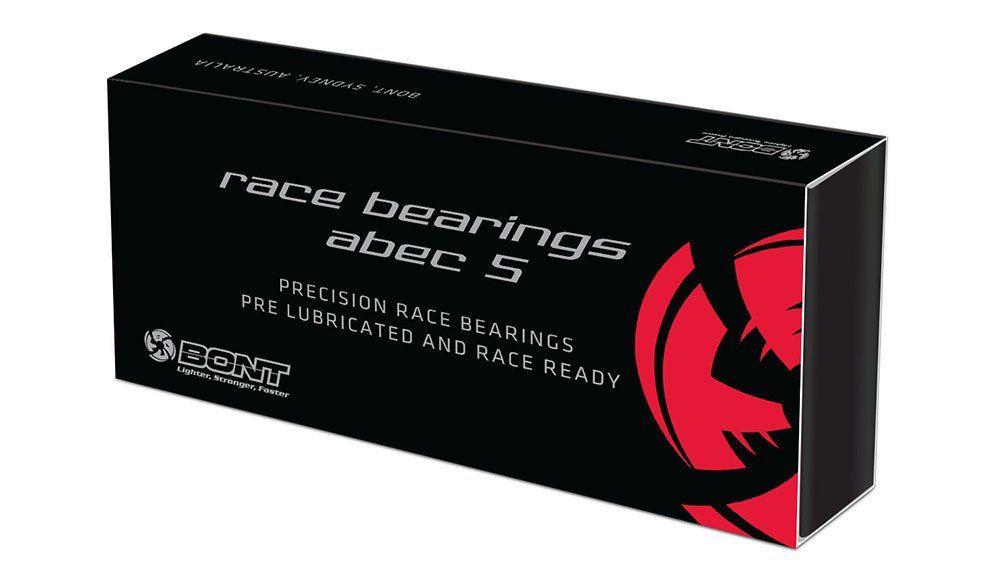 Bont ABEC 5 Racing Bearings (1)