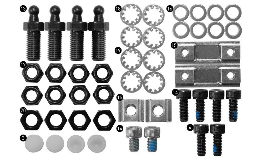 BONT Infinity Components
