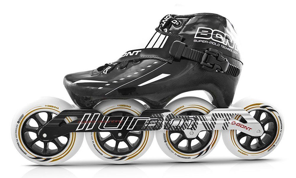 Bont Speed Skates - Cheetah 3PT