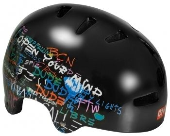Ennui BCN Helmet - Black / Colour