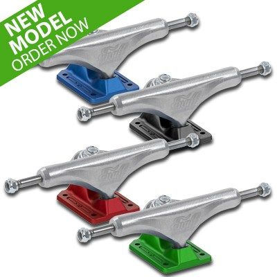 Enuff Skatebord Pro Satin Trucks (PAIR!)
