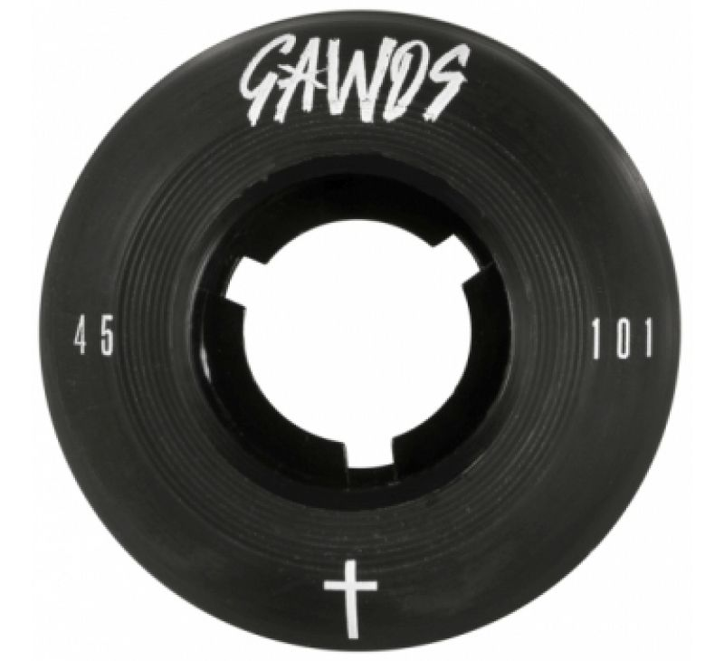 GAWDS PRO WHEELS - Antirocker 45mm (4pk)