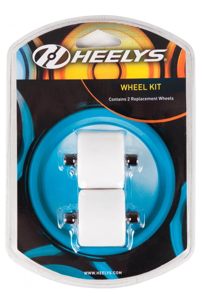 c250ed0256feb HEELYS FATS WHEELS - WHITE