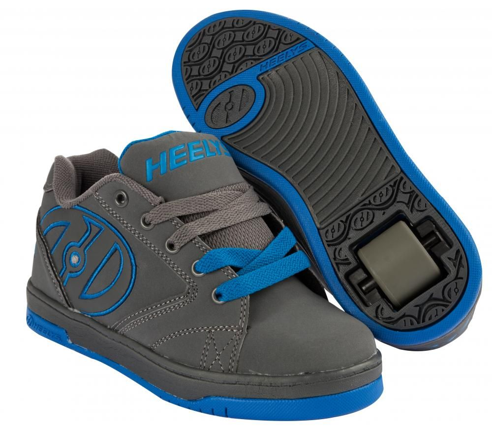 HEELYS - PROPEL 2.0 - Grey / Royal