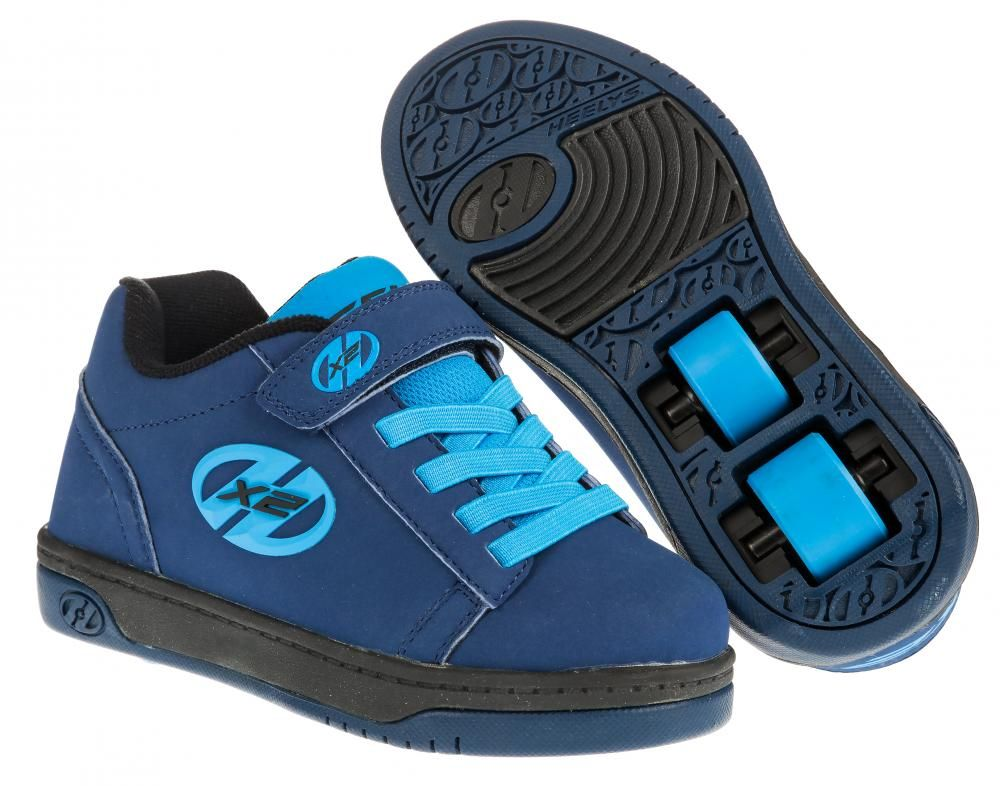 HEELYS X2 - DUEL UP - BLUE