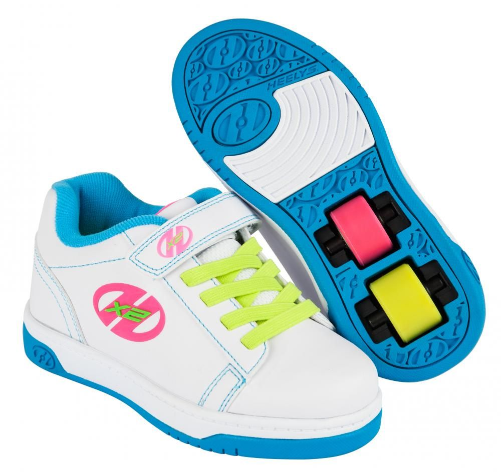 HEELYS X2 - DUEL UP White