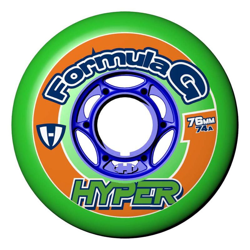 Hyper Formula G Wheels (4pk) Colours available