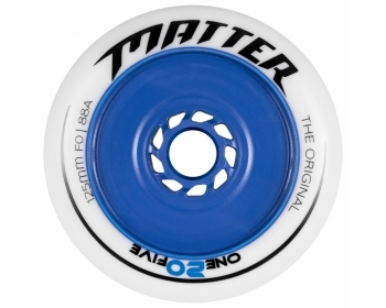 MATTER WHEELS one20five 125mm F0 DISC