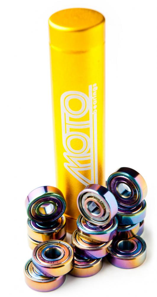 Moto Bearings Premium Swiss (pack of 16)