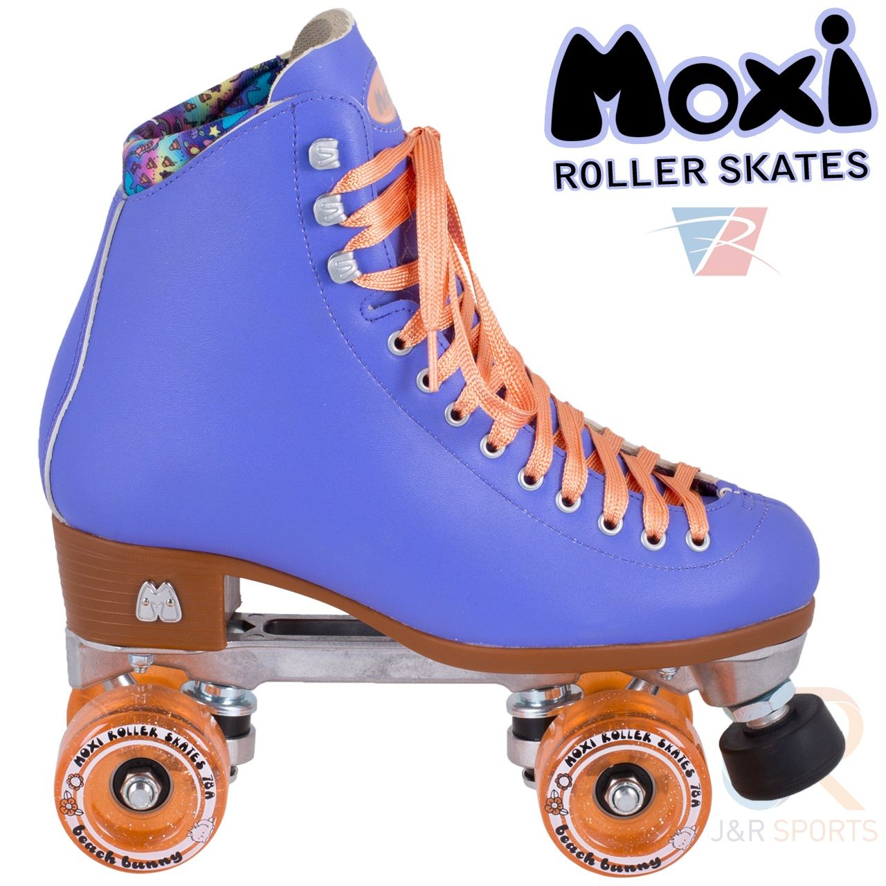 Moxi Beach Bunny Junior Quad Skates