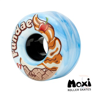 Moxi Fundae wheels -Cake- 57mm x 92a