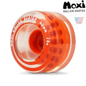 Moxi Gummy 65mm/ 78a Orange