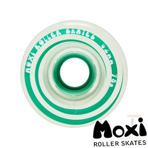 Moxi Gummy 65mm/ 78a Teal
