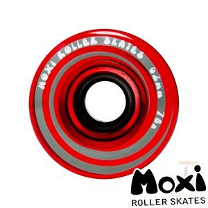 Moxi Juicy 65mm/ 78a Cherry