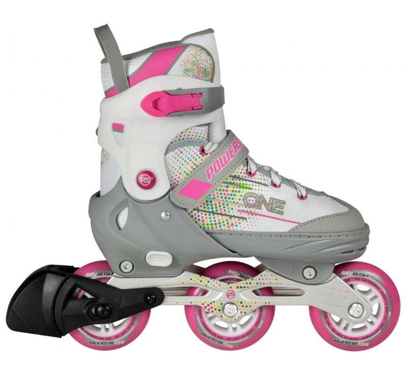 POWERSLIDE  Joker PINK Adjustable