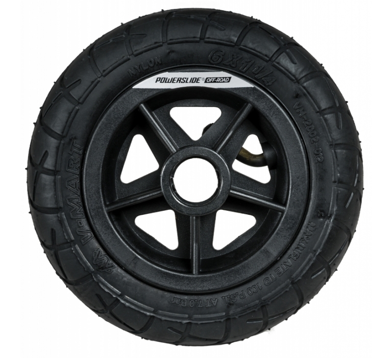 POWERSLIDE  NORDIC Road Warrior Air Tire 150mm