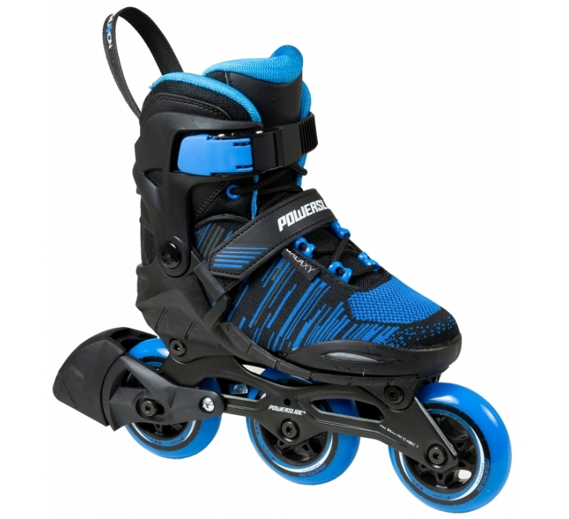 ad9a64ea POWERSLIDE PHUZION KIDS SKATES Galaxy Blue (Adjustable)
