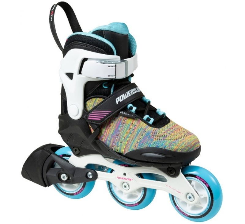 POWERSLIDE PHUZION KIDS SKATES Galaxy Girls  (Adjustable)