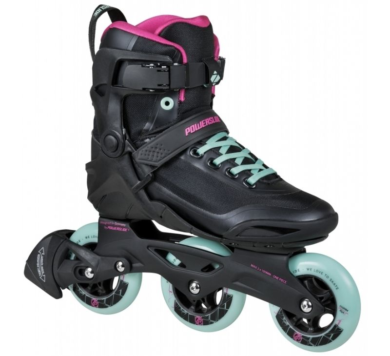 POWERSLIDE PHUZION KRYPTON SKATES - womens