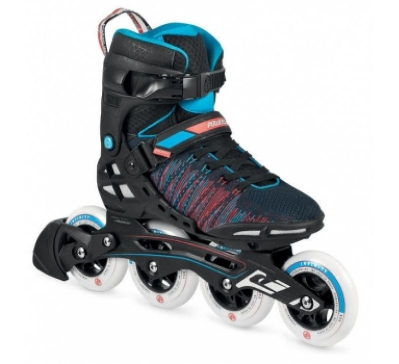 Powerslide Phuzion S PHU Lambda Men's Skates Black/Red/Blue