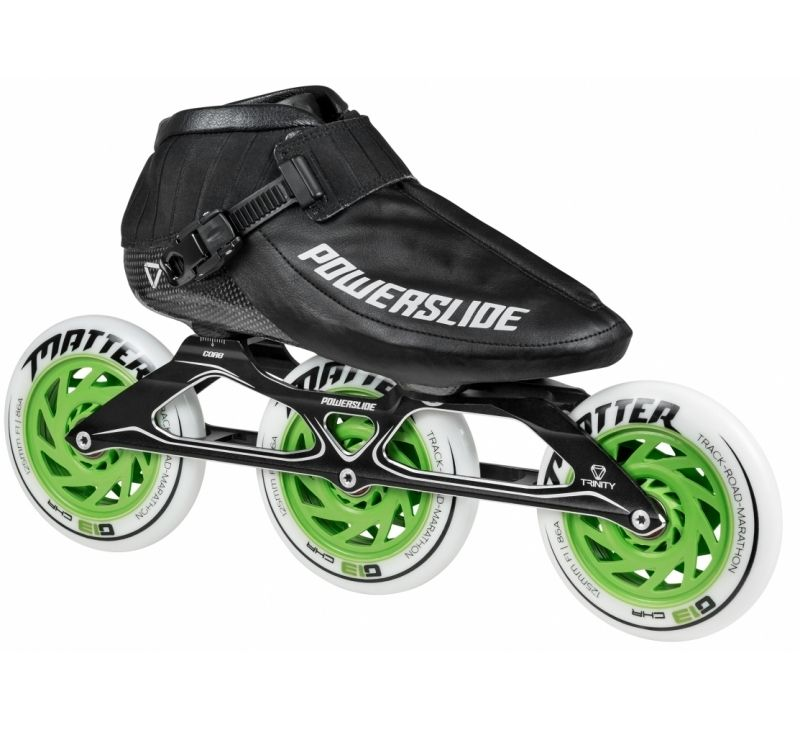 Powerslide Speed Skates -  Icon Wind- Trinity- Size 43/uk9