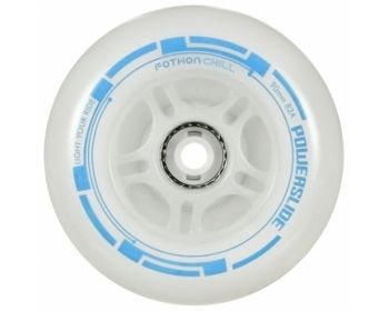 Powerslide Wheels Fothon Chill - Blue LED (4pk)