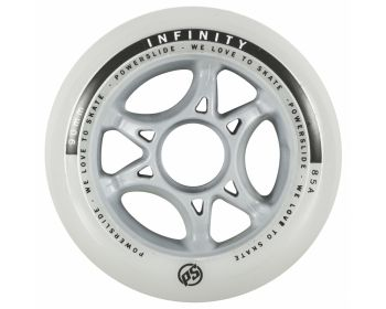 Powerslide Wheels Infinity II - 100mm (4pk)