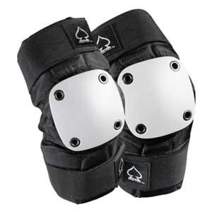 Pro-Tec Park Elbow Pads Black/White