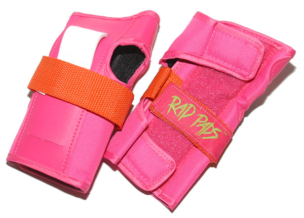 Rad Pads Pink Panther Wrist Guards