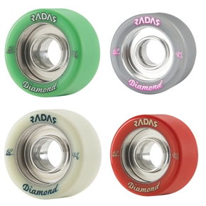 Radar Diamond wheels (8 wheels)