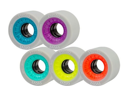 Radar Presto wheels 62 x 44mm