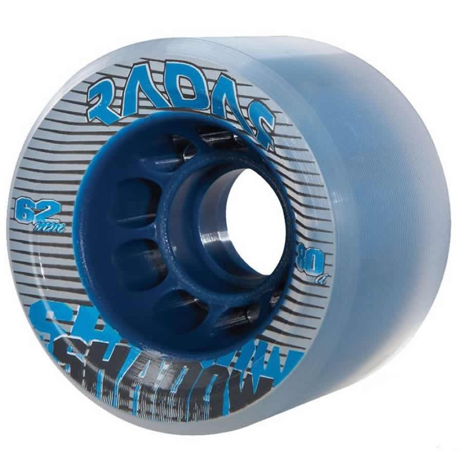 Radar Shadow  outdoor 80a 62/43mm- 4 wheels