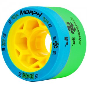 Reckless Morph Dual Durometer wheels (bearings deal)