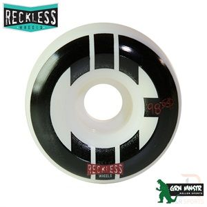 Reckless Wheels CIB PARK 58mm / 98A (4pk)