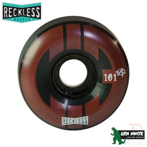 Reckless Wheels CIB RAMP 58mm / 101A (4pk)