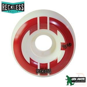 Reckless Wheels CIB Street 55mm / 98A (4pk)