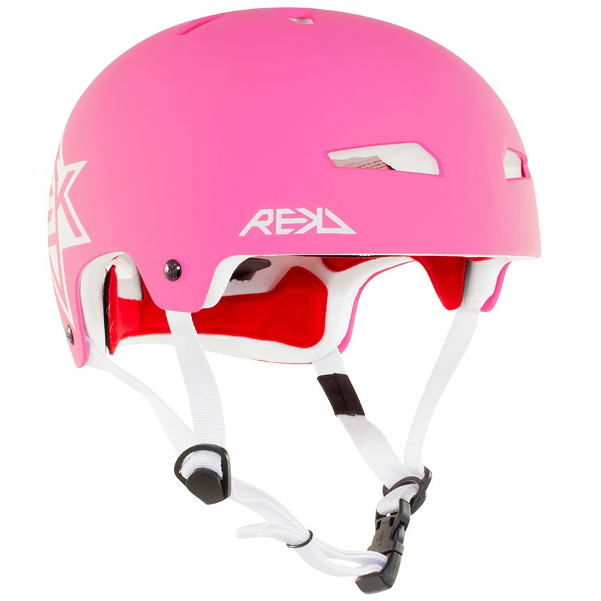 REKD Elite Icon Helmet -Pink