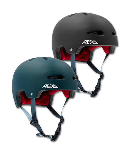 REKD Junior Ultralite In-Mold Helmet