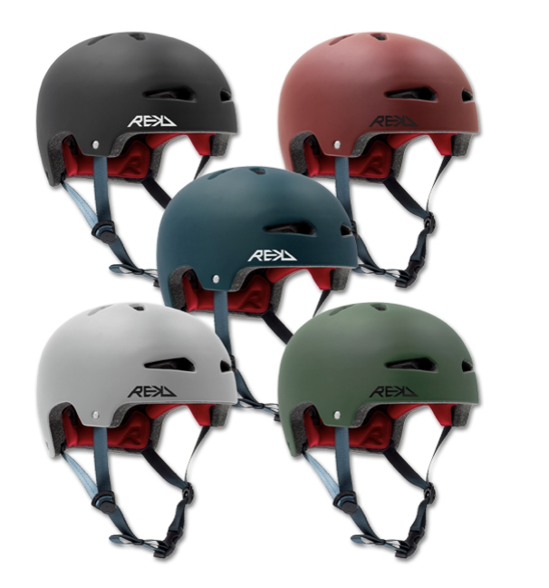 REKD Ultralite In-Mold Helmet