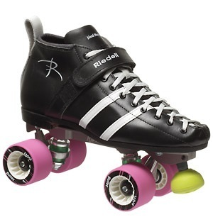 Riedell 265 Wicked Derby Skates