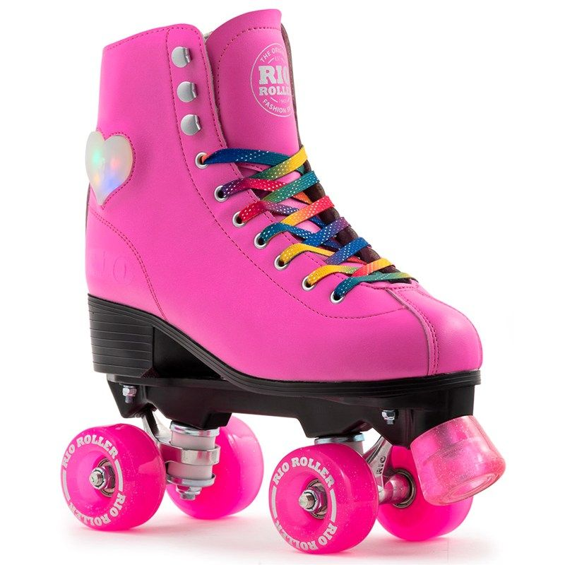 Rio roller Figure Lights Quad Skate UK4
