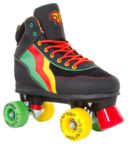 Rio roller skates - Guava UK3 only