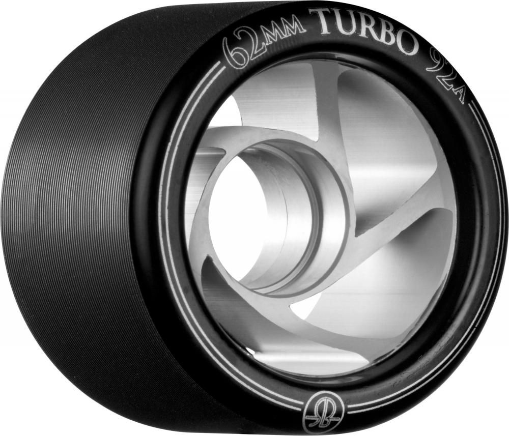 Rollerbones Turbo Aluminium Right (Bearings deal)