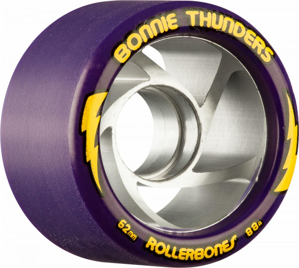 Rollerbones turbo  Quad Wheels Bonnie Thunders Signature 62mmx88a